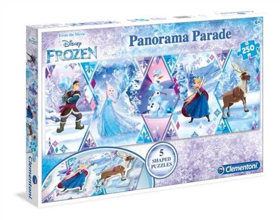 Clementoni Puzzle Panorama Parade Frozen 29749 (29749 CLEMENTONI)