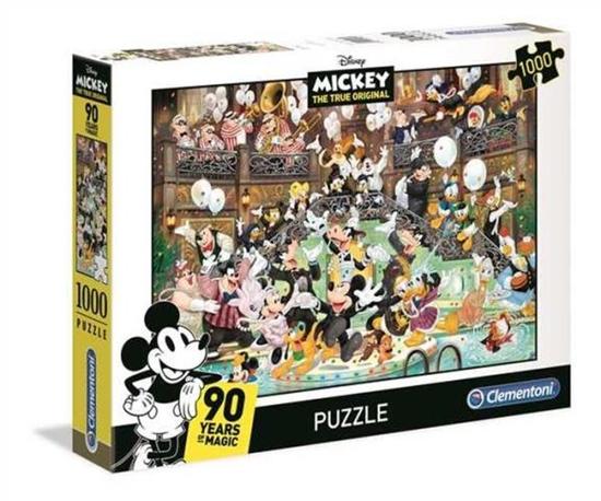 Clementoni Puzzle 1000el Mickey 90th 39472 p6 (39472 CLEMENTONI)
