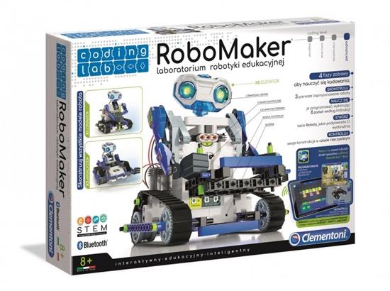 Zestaw konstrukcyjny Robomaker Zestaw startowy (50098 CLEMENTONI)