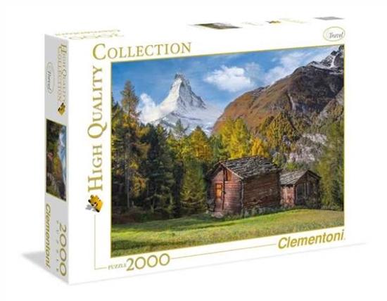 Clementoni Puzzle 2000el Fascination with Matterhorn 32561 p6, cena za 1szt. (32561 CLEMENTONI)