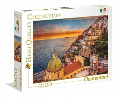 1000 elementów High Quality Positano (39451 CLEMENTONI)