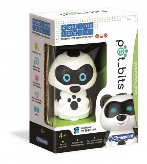 Robot Coding Lab Pet-Bits Panda (50128 CLEMENTONI)