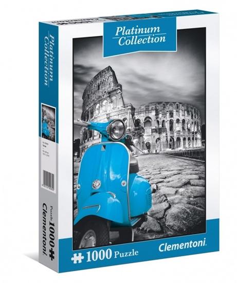1000 Elementów Koloseum Platinum (39399 CLEMENTONI)