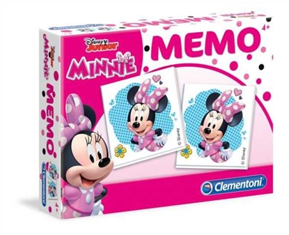Clementoni Memo Pocket Minnie Helper 13480  p8, cena za 1szt. (13480 CLEMENTONI)