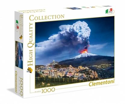 1000 elementów High Quality Etna (39453 CLEMENTONI)