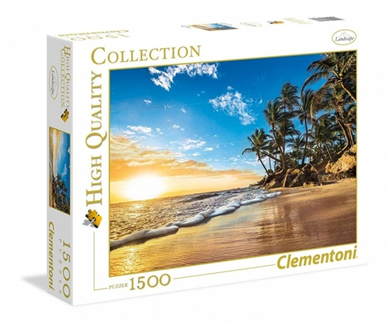 1500 Elementów, Tropical Sunrise (31681 CLEMENTONI)