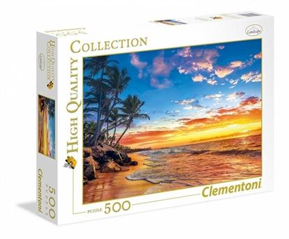 500 elementów Rajska plaża (GXP-633660)