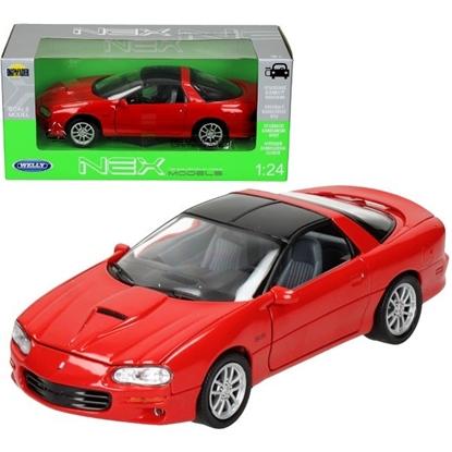 Samochód Chevrolet Camaro S S, czerwonyCHEVROLET CAM (WE22424)
