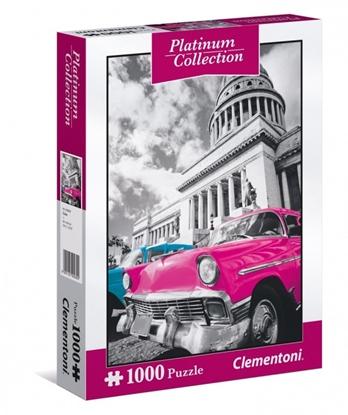 1000 Elementów Kuba Platinum (GXP-592021)