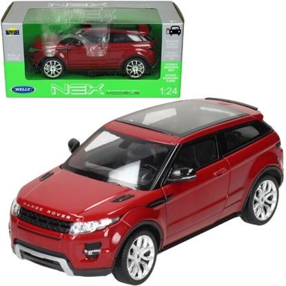 Samochód Land Rover Evoque, czerwony (GXP-503805)