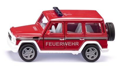 ! SIKU 2306 Straż pożarna Mercedes AMG G 65 (S2306)