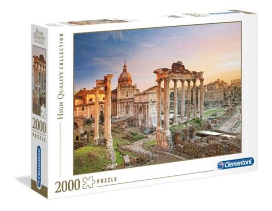 Clementoni Puzzle 2000el Forum Romanum 32549 p6, cena za 1szt. (32549 CLEMENTONI)