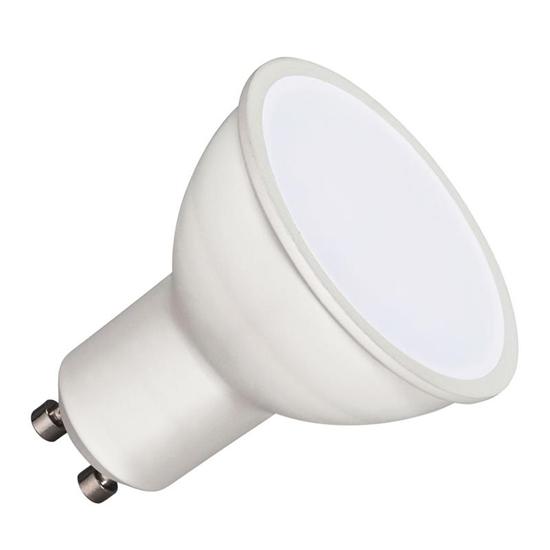 Żarówka LED GU10 6W biała neutralna