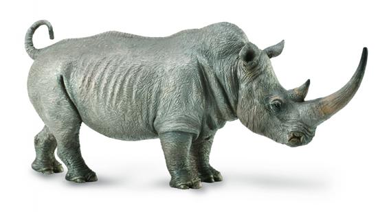 CollectA 88852 Nosorożec biały rozmiar: XL (004-88852)