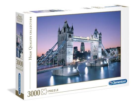 CLEMENTONI 3000el. LONDYN (33527)