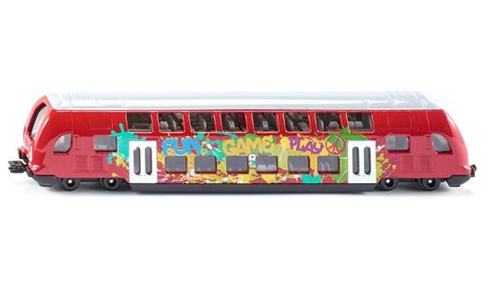 Siku 1791 Pociąg dwupiętrowy (GXP-652237)