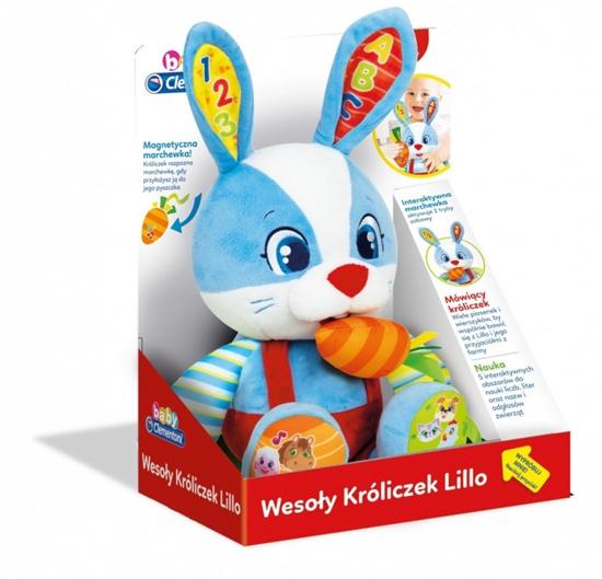 Maskotka interaktywna Wesoły króliczek (GXP-708247)