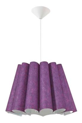 Lampa wisząca Genua Z2 fiolet
