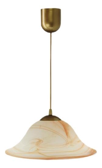 Lampa wisząca Z1 Duna ambra