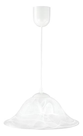 Lampa wisząca Z1 Duna biała