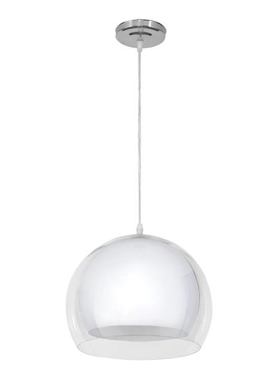 Lampa wisząca Malta biała