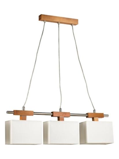 Lampa wisząca Porto 3 olcha