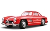 BBURAGO 1:18 MERCEDES BENZ 300SL 1954 BB-12047 GOLD (18-12047)