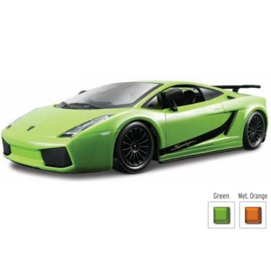 BBURAGO 1:24 Lamborghini Gallardo Superleggera (18-22108)