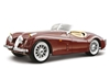 BBURAGO 1:24 JAGUAR XK 120 ROADSTER (1948) - KIT DO SKłADANIA (GXP-500643)
