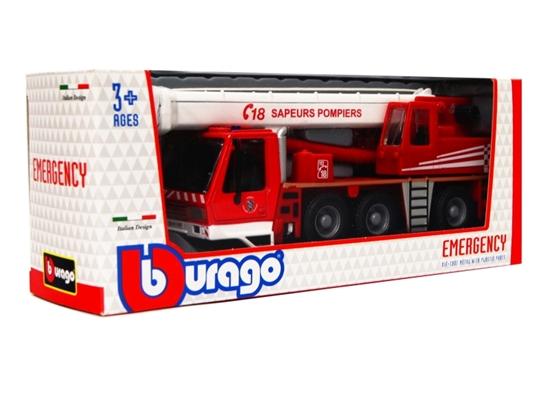 Bburago 1:50 Dźwig -Emergency Force