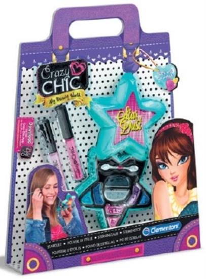 Clementoni Crazy chic Gwiezdny makijaż 78139 p4, cena za 1szt. (78139 CLEMENTONI)