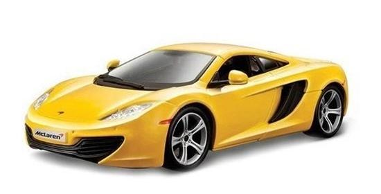 McLaren MP4-12C żółty 1:24 BBURAGO