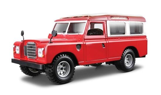 Land Rover 1:24 BBURAGO