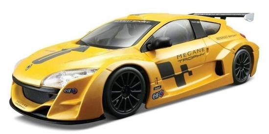 Renault Megane Trophy 1:24 BBURAGO (18-22115)
