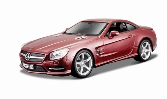 Mercedes-Benz SL 500 (18-21067)