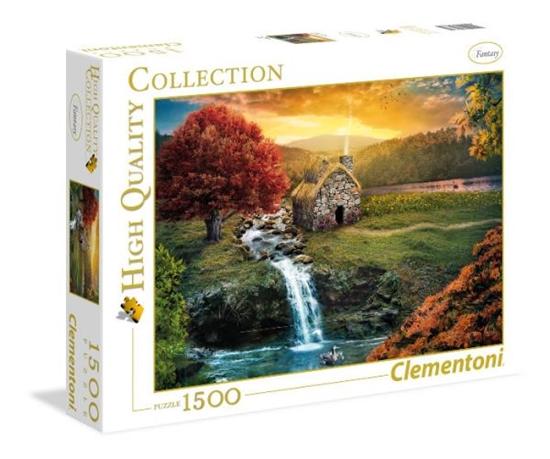 Clementoni Puzzle 1500el HQ Mirage 31683 p6, cena za 1szt. (31683 CLEMENTONI)