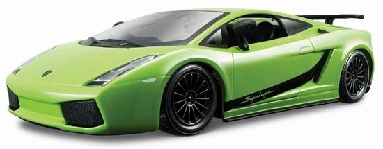 Lamborghini Gallardo Superleggera zielony BBURAGO