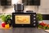 Piekarnik 36 L z kuchenką 2 palnikową AD 6020