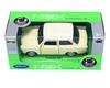 WELLY 1:39 Trabant 601 -kremowy