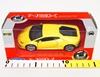WELLY 1:34 Lamborghini Huracan LP 610-4 - żółty