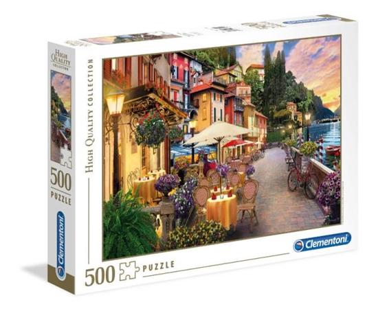 Clementoni Puzzle 500el HQC Monte Rosa Dreaming 35041 (35041 CLEMENTONI)