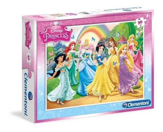 Clementoni Puzzle 30el Princess Special Collection 08503 p6, cena za 1szt. (08503 CLEMENTONI)