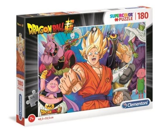 Clementoni Puzzle 180el SUPER KOLOR Dragon Ball 29755 p6 (29755 CLEMENTONI)