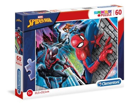 Clementoni Puzzle 60el Spiderman 26048 (26048 CLEMENTONI)