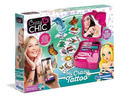 Crazy Chic -Crazy tatuaże (78252 CLEMENTONI)