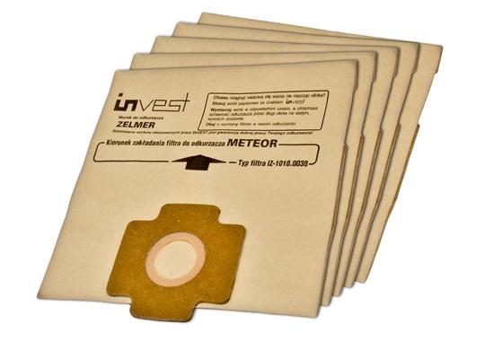 Worki Zelmer Meteor, Admiral 1010, 1020, 1030 + filtry