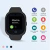 Locon Wodoodporny Smartwatch GPS dla dzieci GJD.06 Czarny