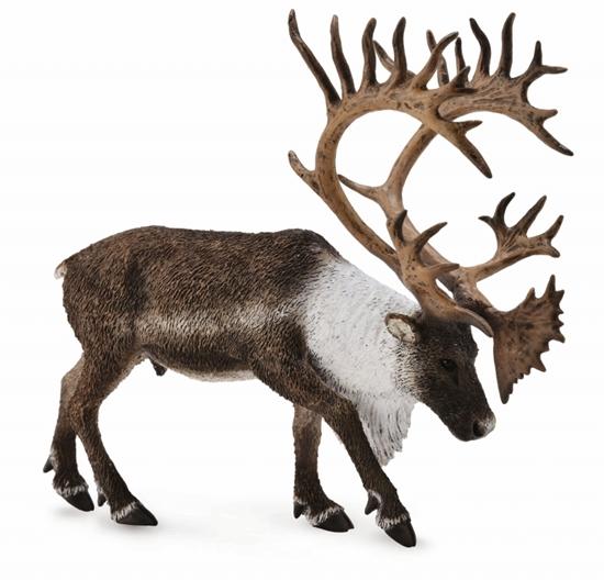 COLLECTA 88709 Renifer Woodland Caribou  12x10,8cm  r:XL (004-88709)