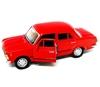 WELLY 1:39 FIAT 125P - czerwony