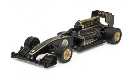 Welly 1:34 Lotus T125 - czarny formuła